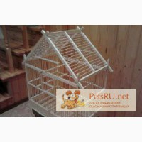 Продам клетки для птиц в Томске
