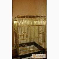 Клетка для попугая в Краснодаре