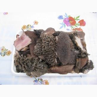Мясо, субпродукты и рубец для животных в Иркутске