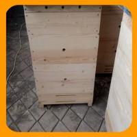 Ульи для пчел с противоварроатозным дном
