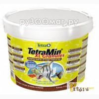 Tetra Min XL Granules корм для всех видов рыб, крупные гранулы 10 л (ведро), Ростов-на-Дон