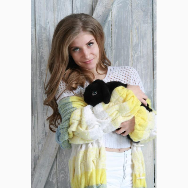 Фото 2/3. Подарю кролика мальчика по кличке Блекит, окрас черный