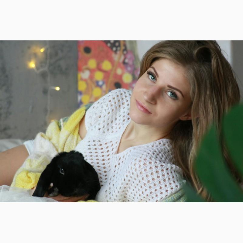 Фото 3/3. Подарю кролика мальчика по кличке Блекит, окрас черный