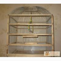 Клетка для волнистых попугаев в Челябинске