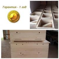Ульи для пчел с гарантией эксплуатации на пасеке