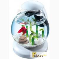 Tetra Cascade Globe аквариумный комплекс 6,8 л (белый), Ростов-на-Дону