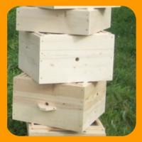 Ульи пчелиные на дачу. Отдых для себя, радость для семьи