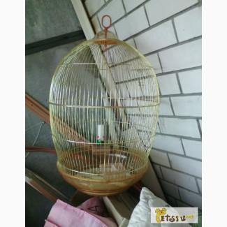 Новая клетка для попугая в Чебоксарах