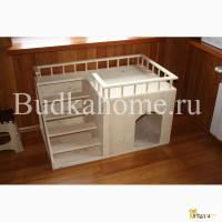 Budkahome – домашняя будка для собаки от производителя
