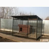 Вальер для собаки в Барнауле