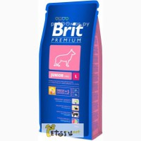 Brit Premium Junior L (Large) 3 кг