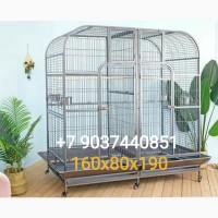 Клетки для крупных видов попугаев - производство Австрия