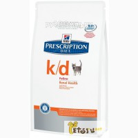 Hill s Prescription Diet k/d Feline 1, 5 кг