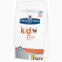 Hill s Prescription Diet k/d Feline 1, 5 кг