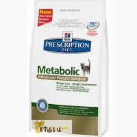 Hill s Prescription Diet Metabolic Feline 4 кг