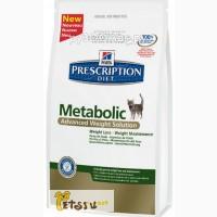 Hill s Prescription Diet Metabolic Feline 4 кг