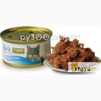 Brit Care Tuna Turkey 80 г