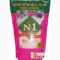 Crystals For Girls №1 Силикагелевый 5 л