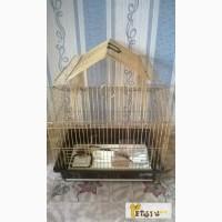 Большая клетка для птиц в Красноярске