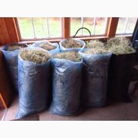 Продам сено для бани, сено на подстилки, кроликам, ручной сборки 2019г