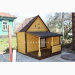 Budkahome – продажа и производство будок для больших собак