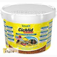 Tetra Cichlid Colour корм для всех видов цихлид 10 л (ведро), Ростов-на-Дону