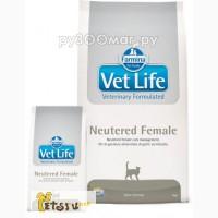 Farmina Vet Life Neutered Female 2 кг