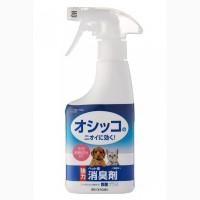 Дезодорант для домашних животных (поглотитель запаха) 320 мл PKS-320