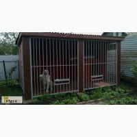 Домики, будки, вольеры для собак и други в Екатеринбурге