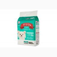 Пеленки для чихуахуа 24*33 см 180 штук P-CES-180