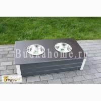 Budkahome – собачьи миски с подогревом на стационарной кормушке от производителя