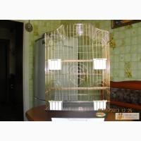 Клетка для средних попугаев в Саратове