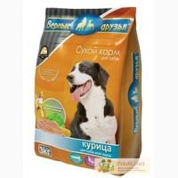 Сухой корм для собак Верные друзья 3 кг в Самаре