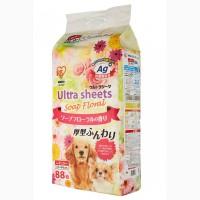 Впитывающая пеленка с цветочным ароматом 33 см*44 смUS-88F -88шт