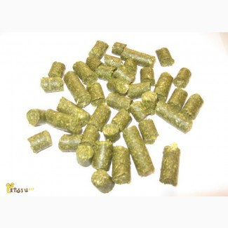 Травяная мука в гранулах в Пскове