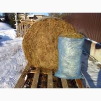 Продам сено в спб тюками, мешками, рулонами кормовое и на подстилки с доставкой