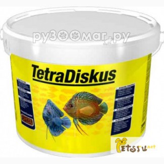 Tetra Diskus корм для дискусов в гранулах 10 л (ведро), Ростов-на-Дону