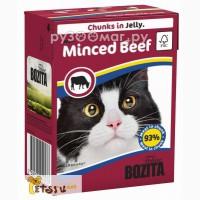 Bozita Feline Minced Beef 370 г