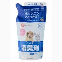 Дезодорант (запаска) для домашних животных (поглотитель запаха) 360мл PSS-360