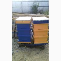 Улей для пчел на рамку Рута - Лангстрота с высотою корпусов на 240 мм
