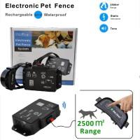 Электронный забор для собак с электрошоковым ошейником