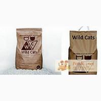 Наполнитель для кошек Wild Cats 4 л в Самаре