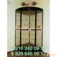 Вольер для крупных птиц 94х63х160 см BIGBIRDS 13 GOLD