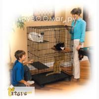 Midwest Cat Cage клетка для кошек 91, 5х60х128, Ростов-на-Дону