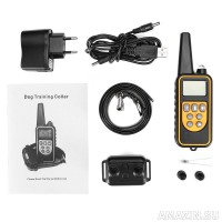Электронный ошейник для дрессировки P 880
