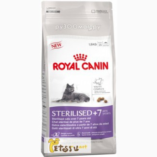 Royal Canin Sterilised +7 400 г