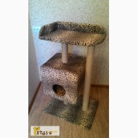 Домик когтеточка для кошки. в Томске
