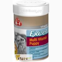 8in1 Excel Multi Vitamin Puppy 100 шт