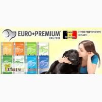 Корм для собак Euro-Premium (Бельгия)