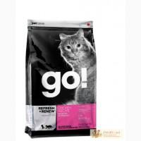 Корма для кошек и собак Go и Now в Омске